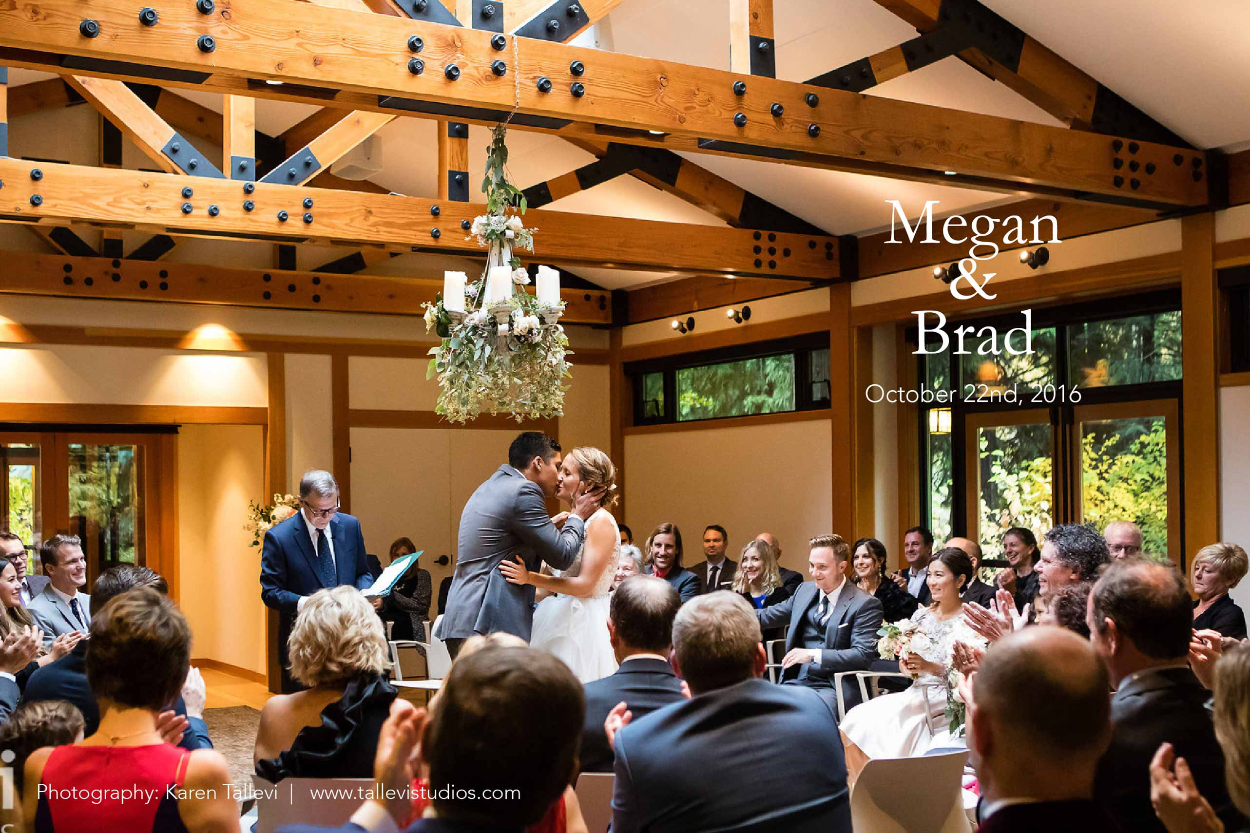 Megan and Brad's Wedding