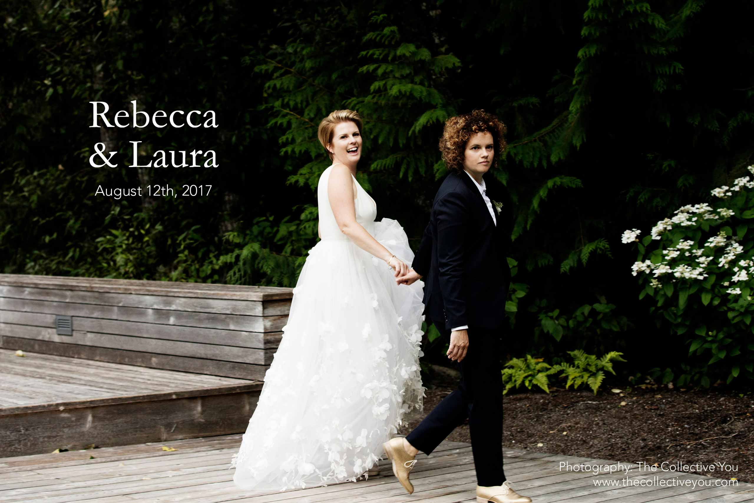 Rebecca and Laura's Wedding