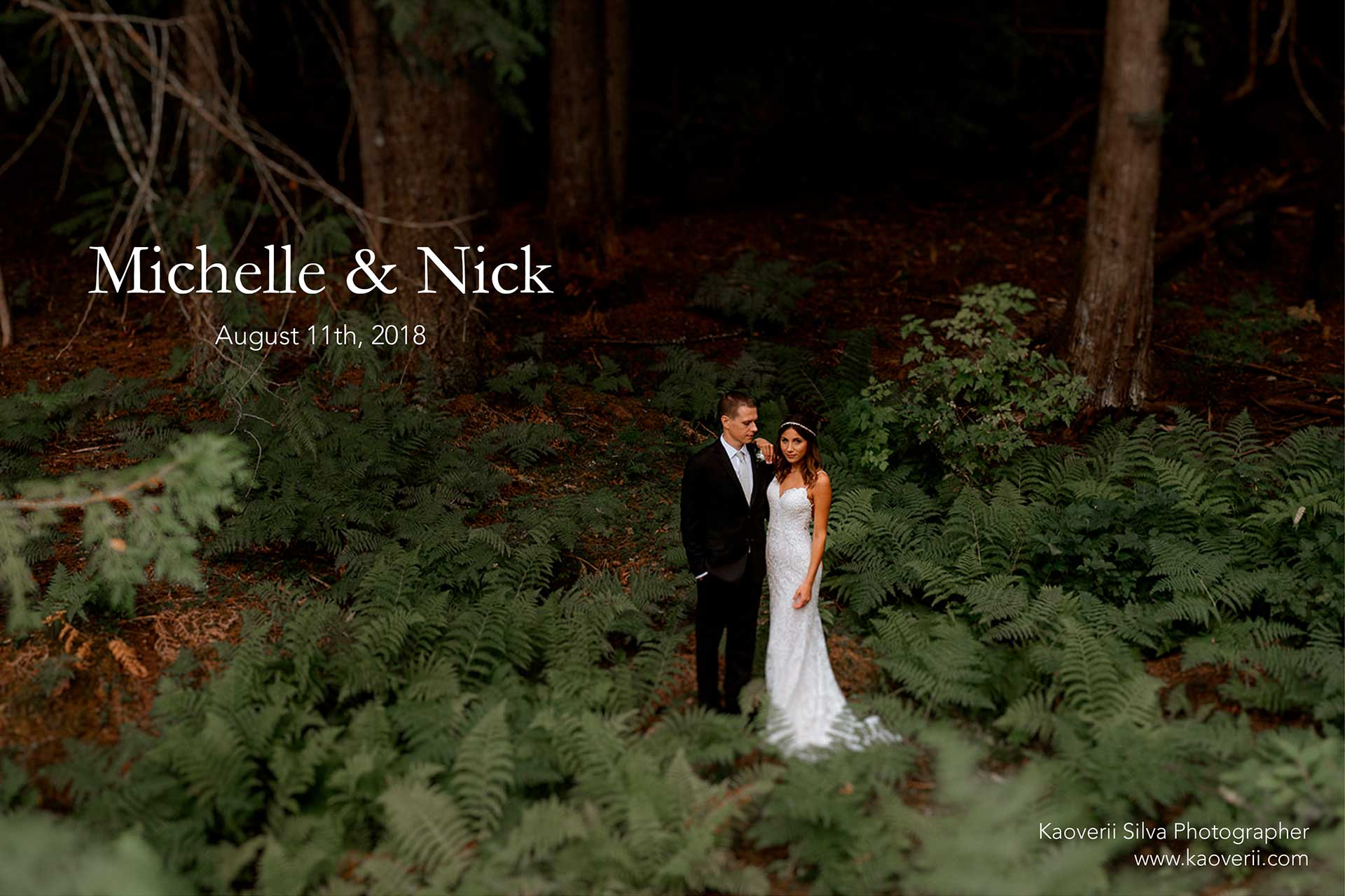 Michelle and Nick's Wedding