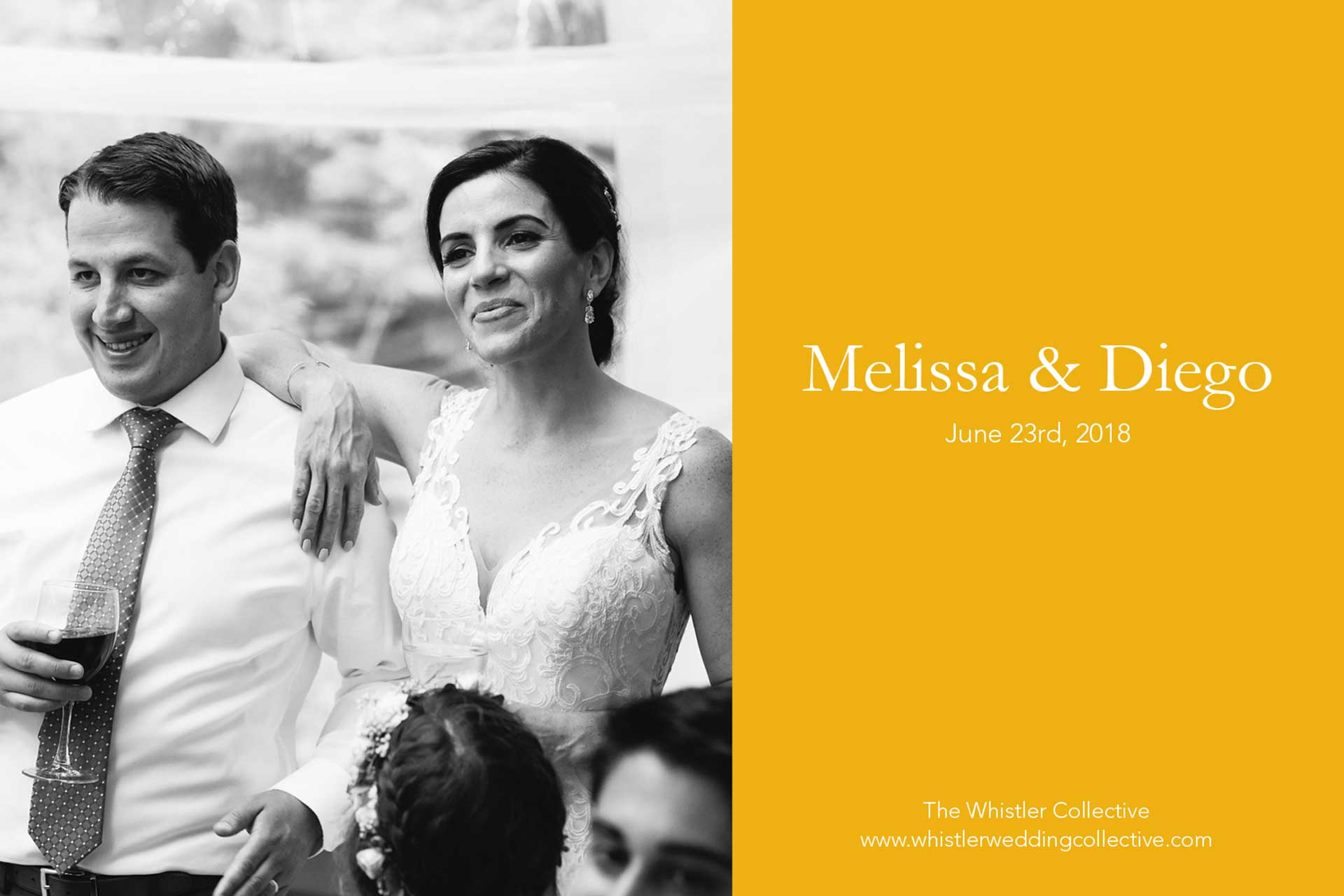 Melissa and Diego's Wedding