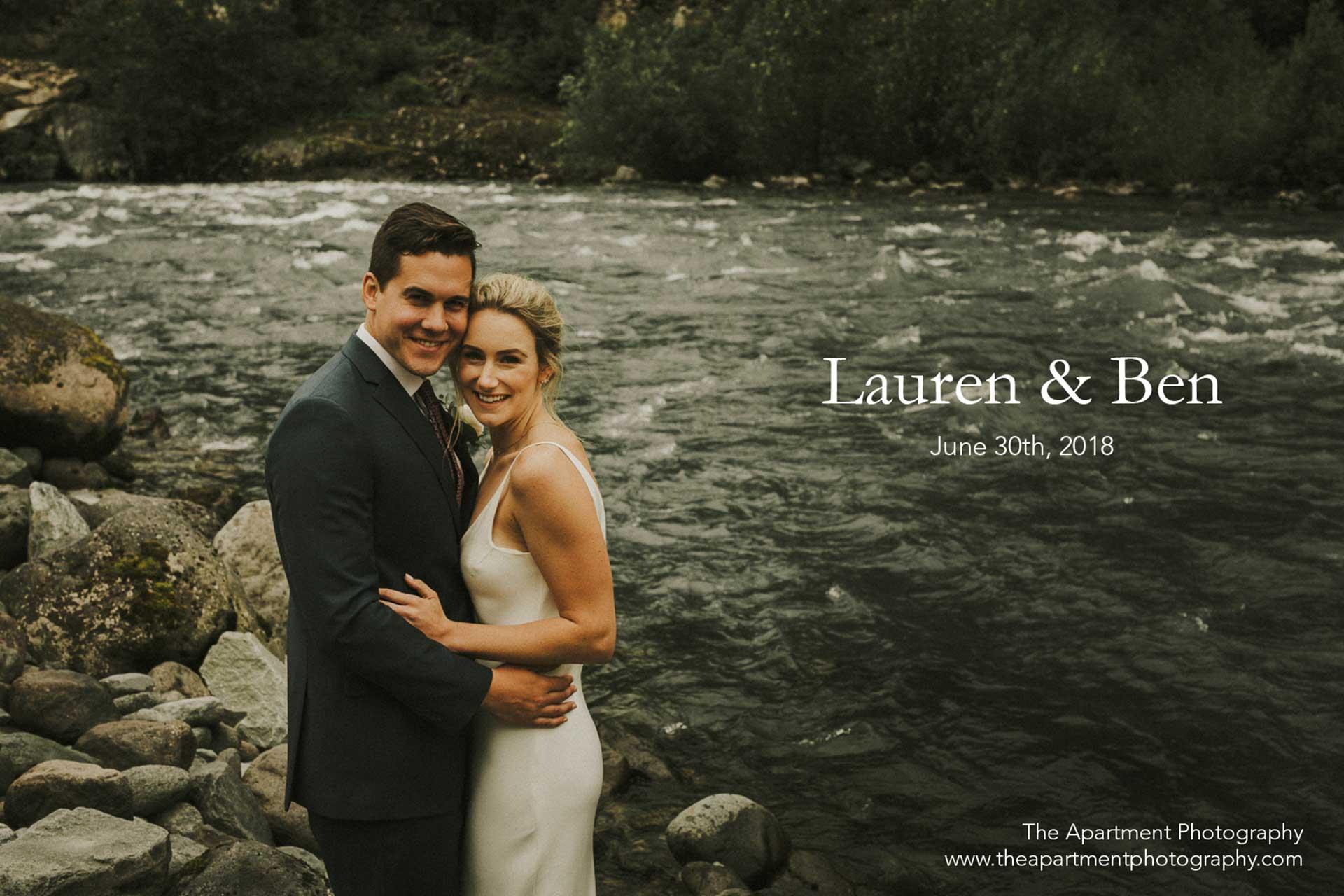Lauren and Ben's Wedding