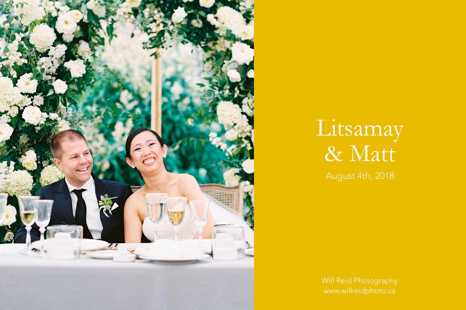 Litsamay and Matt's Wedding