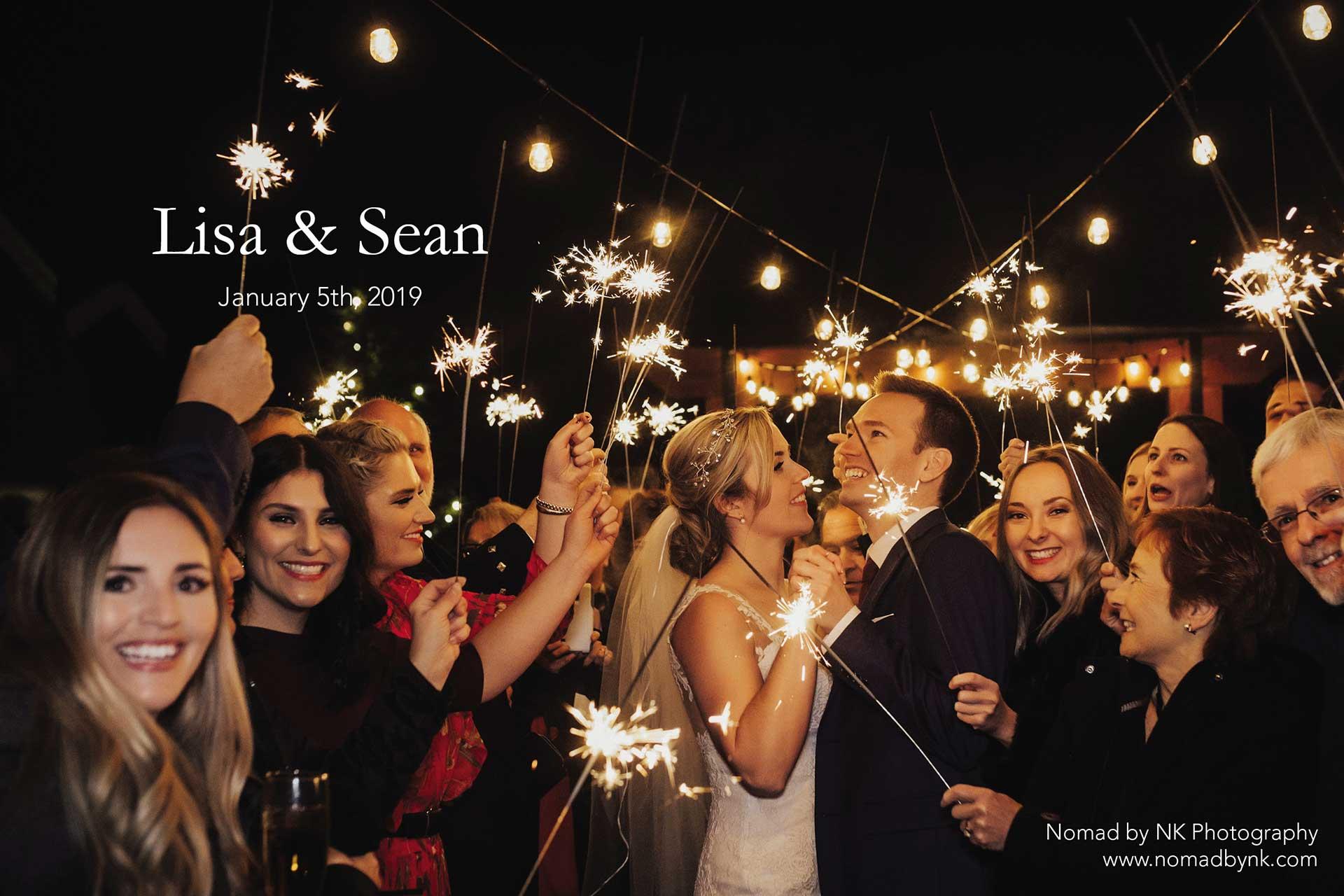 Lisa and Sean's Wedding