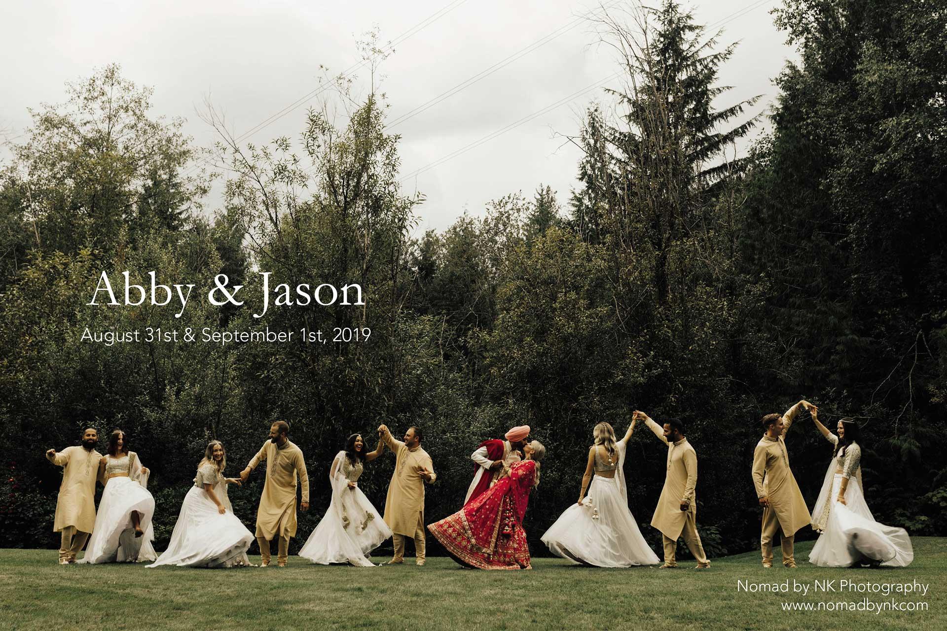 Abby and Jason's Wedding