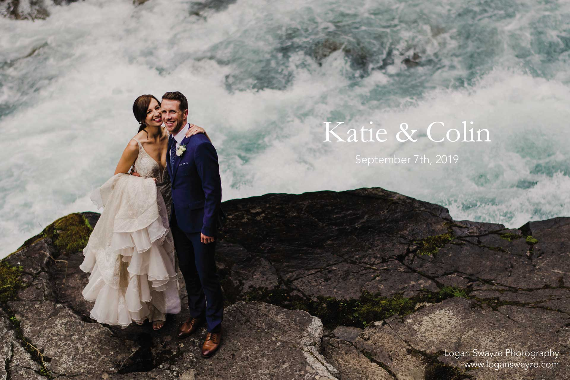 Katie and Colin's Wedding