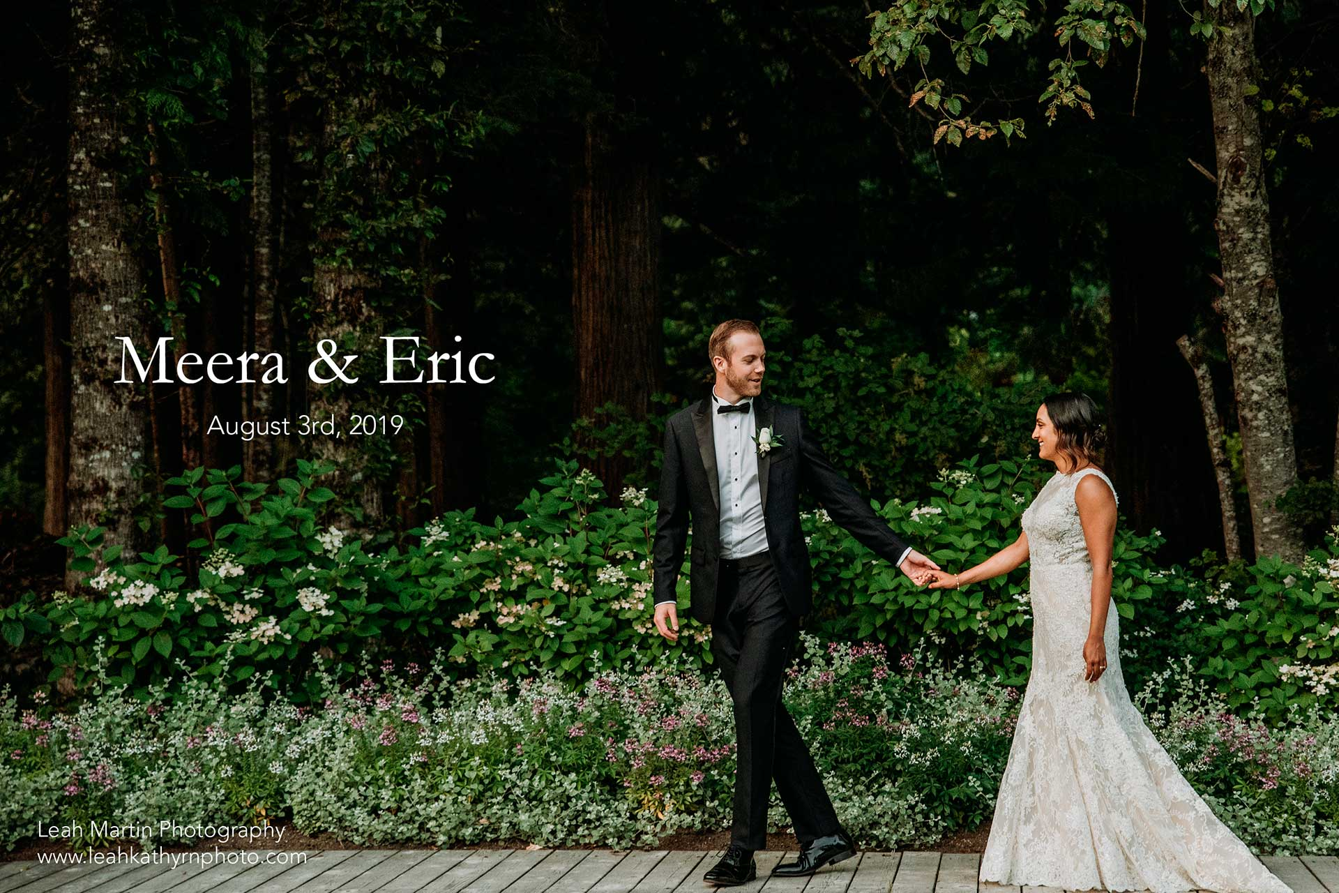 Meera and Eric's Wedding